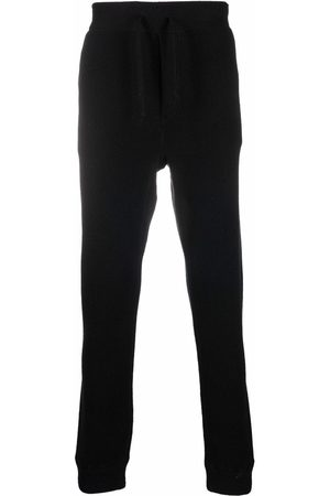 Polo Ralph Lauren Knitted cashmere track pants