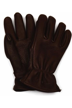 Red Wing 95231 Lined Buckskin Leather Gloves