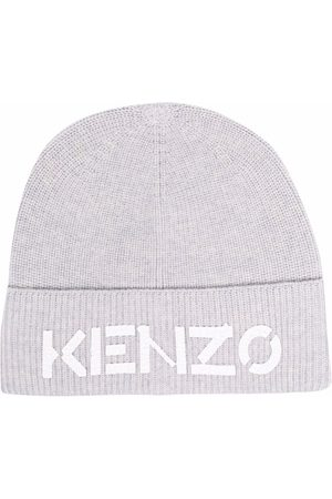 Kenzo MEN'S FA68BU111KEK93 WOOL HAT