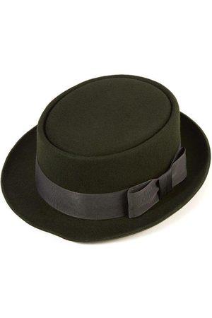 Christy's Hats Christys' Pork Pie Wool Felt Hat - Moss