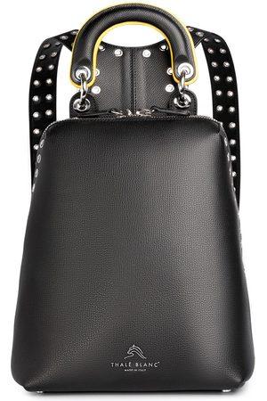 Thale Blanc Racer Mini: Women's Designer Backpack in Leather