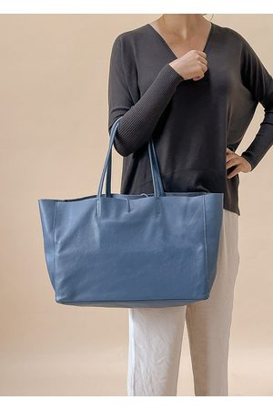 Busby & Fox LEATHER TOTE