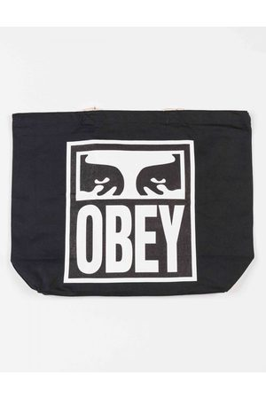 Obey Clothing Eyes Icon 2 Tote Bag - Colour: