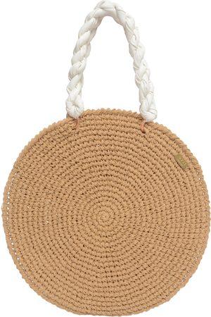 Beige Tulum Beach Bag