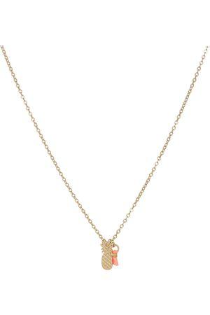 Ashiana Women Necklaces - Mini Pineapple Coral