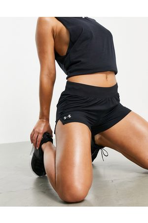 Under Armour Running launch 3 inch shorts in