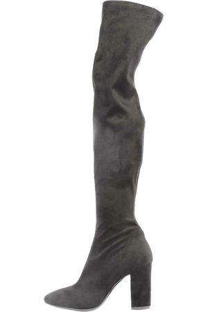 Strategia Women's A2754-1 Over the Knee Suede or Boots