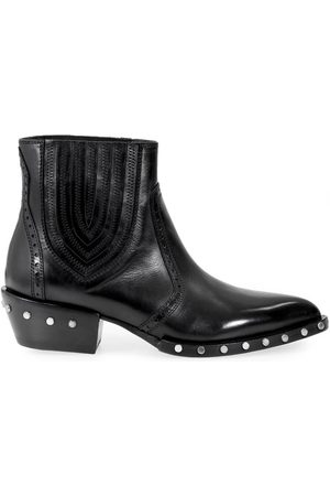 Barracuda BD0630 STUDDED ANKLE BOOT