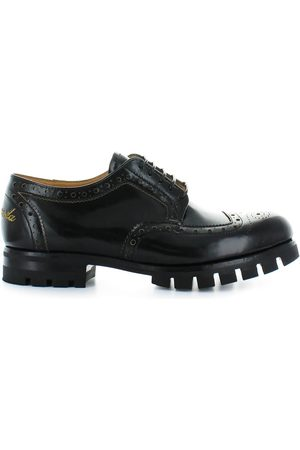 Barracuda LEATHER DERBY LACE UP