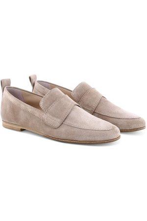 Kennel & Schmenger Women Loafers - Kennel and Schmenger Tara Suede Loafer 51-22660-451