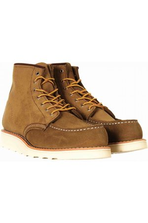 """Red Wing Women's 3377 Heritage 6"""" Moc Toe Boot"""