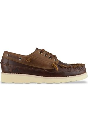 Sebago Women Loafers - Campsides Seneca Leather Moccasin Shoes