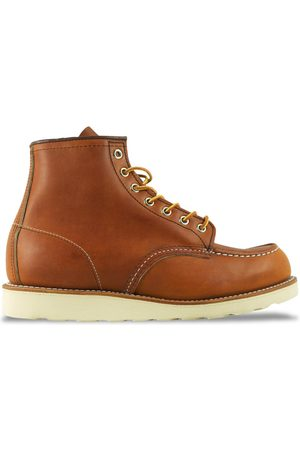 """Red Wing 875 6"""" Moc Toe Leather Boot"""