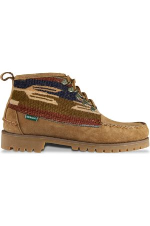 Sebago X Pendleton Deer Campsides Boot