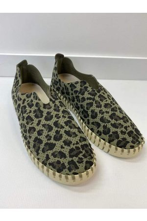 Ilse Jacobsen Tulip Army Shoes 139LEO 410