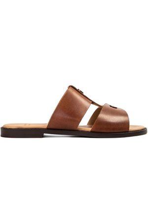 Hudson Jeans Hudson Aponi Sandal in Tan