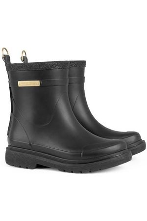 Ilse Jacobsen Short Rubber Boot Indigo