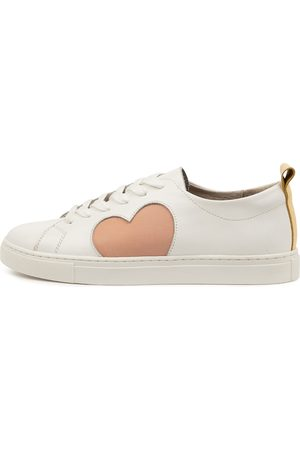 Walnut Melbourne Heart Sneaker Wa Rose Sneakers Womens Shoes Casual Casual Sneakers