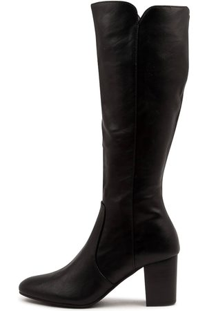 I LOVE BILLY Women Knee High Boots - Millee Heel Boots Womens Shoes Casual Long Boots