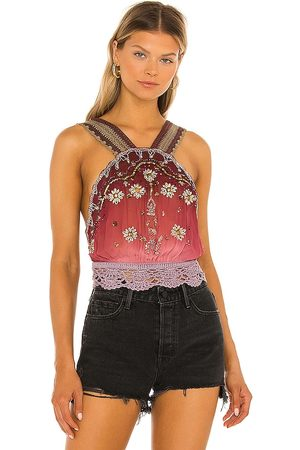 Free People Hi There Halter Top in .