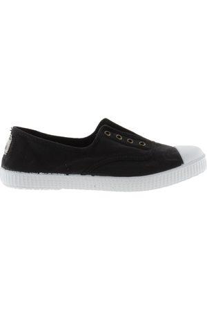 Victoria Women Casual Shoes - Shoe DORA 106623 S21 No Lace Plimsoll Negro