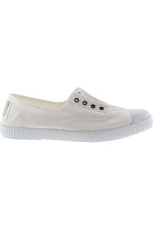 Victoria Women Casual Shoes - Shoe DORA 106623 S21 No Lace Plimsoll Blanco