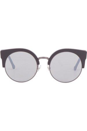 Super by Retrosuperfuture Women Sunglasses - WOMEN'S 6IUBLACK ACETATE SUNGLASSES