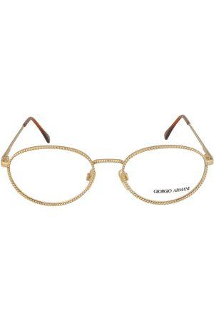 Armani WOMEN'S 219804GOLD METAL GLASSES