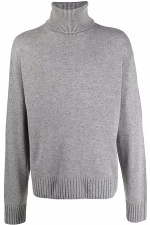 OFF-WHITE Roll neck knitted jumper
