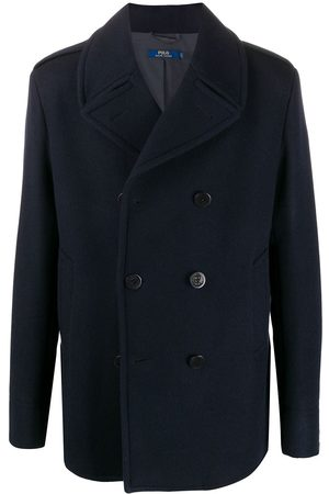 Polo Ralph Lauren Men Coats - Double-breasted short coat