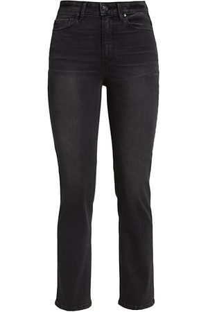 Paige Accent High-Rise Jeans