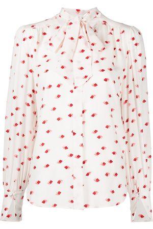 Equipment Badelle silk blouse