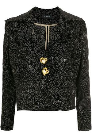 Olympiah Tyria embroidered blazer