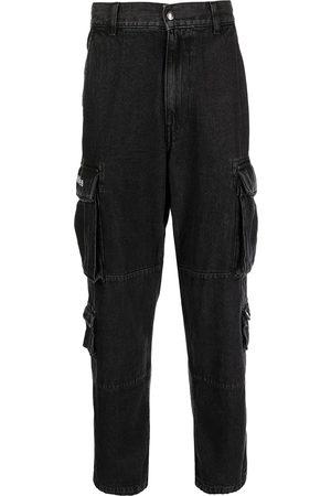 A Bathing Ape Cargo-pocket denim jeans