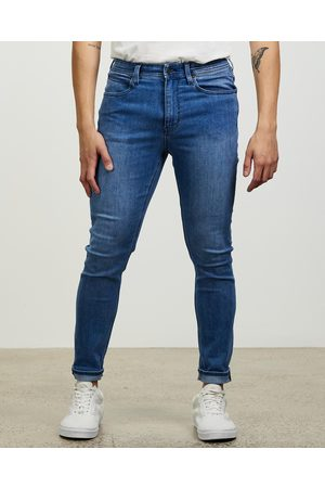 Lee Z Roller Skinny Jeans - Tapered (Influence Indigo) Z-Roller Skinny Jeans
