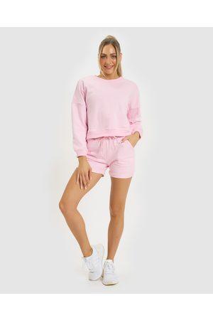 Core Trainer Women Loungewear - Amber Loungewear Set - Shorts Amber Loungewear Set