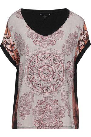 Desigual Women Short Sleeve - T-shirts