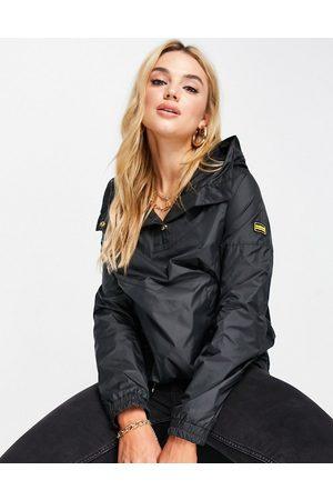 Barbour International Solitude showerproof overhead jacket in
