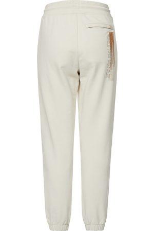 Evisu Women Joggers - Gradient Foil Print Sweatpants