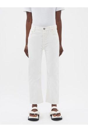 Maison Margiela Men Pants - Four-stitches Herringbone Trousers - Mens