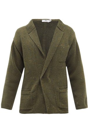 GABRIELA HEARST Lawrence Cashmere Sweater - Mens - Light