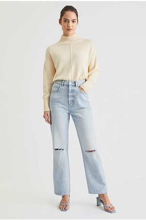 WITCHERY Women Straight - Straight Leg Jean
