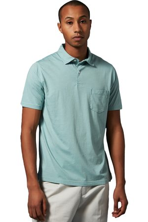 Hartford Men Polo Shirts - Jersey Knitted Polo Verdigris
