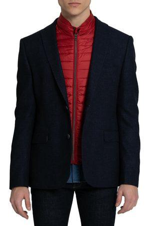 Ivergano Single-Breasted Blazer Jacket