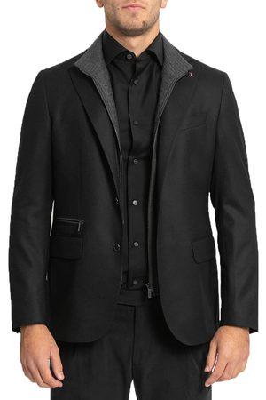 Corneliani Removable Waistcoat Blazer