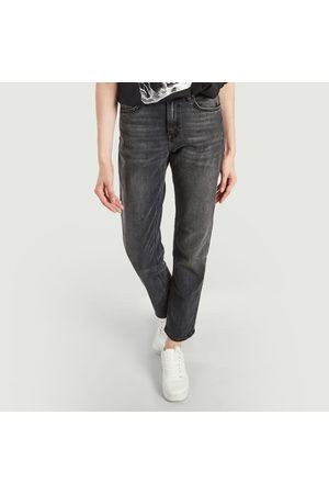 Nudie Straight sally Midnight Rumble Jean Midnight Rumble Jeans