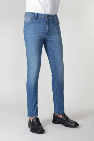 Tramarossa Leonardo Strech Slim Fit Jean Light Colour: Light