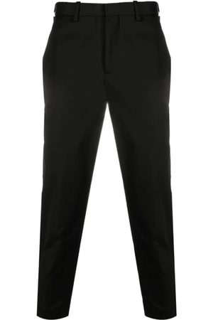 Neil Barrett Zipped-Ankle Tailored Trousers