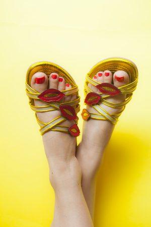 Kennel & Schmenger Lips Sandal in