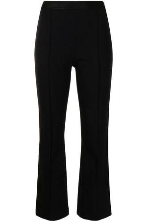 Wolford Women Skinny Pants - Grazia logo waistband trousers